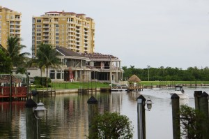Cape Coral waterfront real estate