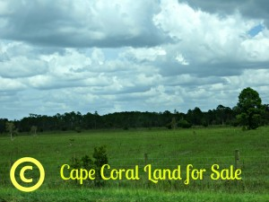 Cape Coral Land for Sale