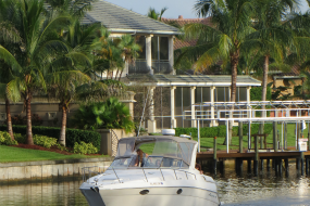 Cape Coral Riverfront real estate