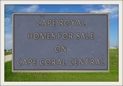 Cape Royal Homes for sale
