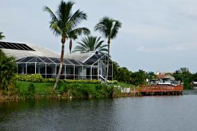 Sanibel Island Gulf access homes