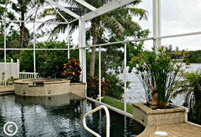 waterfront cape coral condo foreclosures