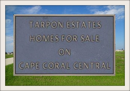 Tarpon Estates homes for sale