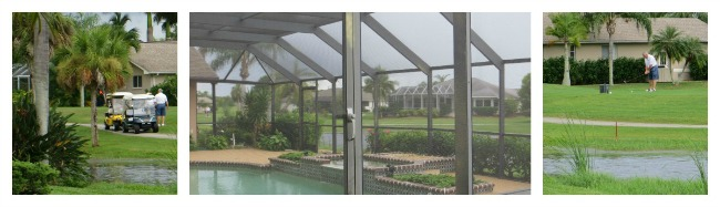 South West Flordia golf course real estate