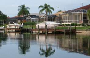 Fort Myers Gulf access homes