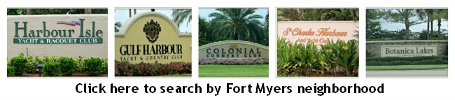 Fort Myers neighborhoods