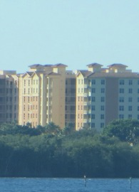 Palmas Del Sol building in fort myers