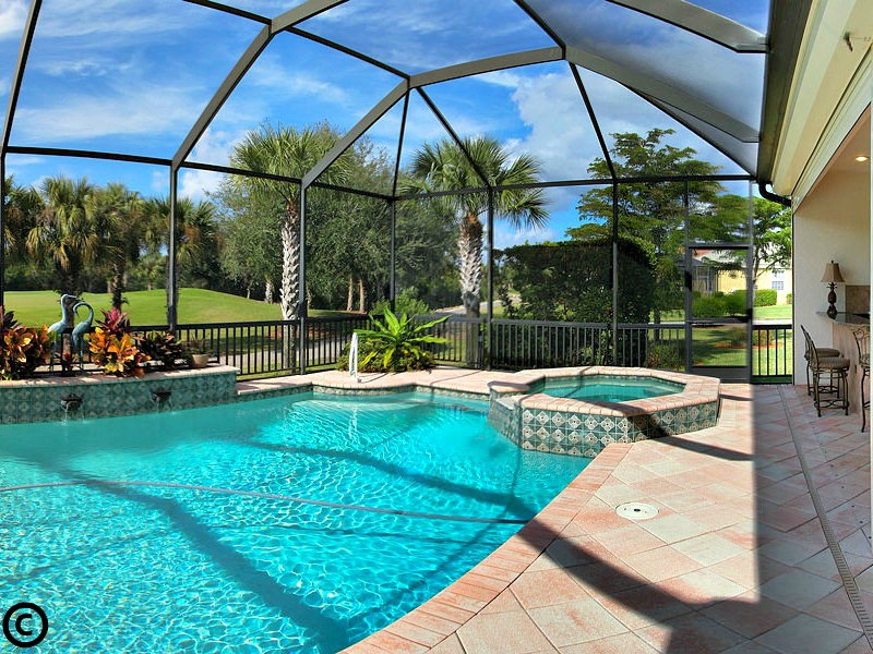 Saint cloud fl pool home for images frompo for Florida pool homes