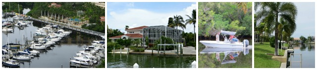 Gulf and River access homes in Cape coral and ft myers