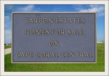 Tarpon Estates homes for sale
